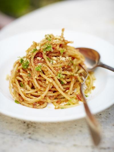 Spaghetti atterrati Recipe